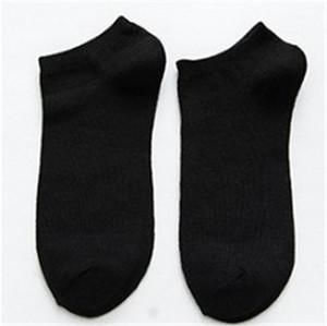 Bequeme beiläufige Solid Color Socken Mode Atmungsaktivität und Schweißabsorption Socken Herren Designer-Socken Herren