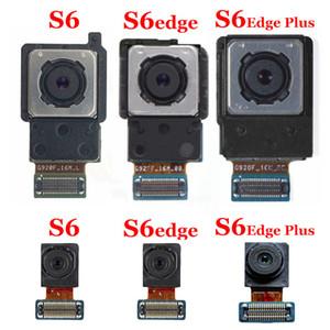 Original vorne Kamera für Samsung Galaxy S6 G920F S6-Edge-G925F S6-Rand-Plus G928F Hauptrück Zurück Kamera-Modul Flexkabel