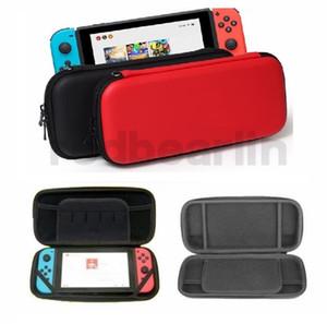 Gamepad Box Para Nintend interruptor físico Box saco de viagem transportando Hard Cover capa para Nintendo Mudar NS NX Bolsa de protecção Bolsa
