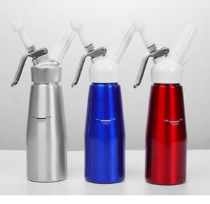 NEW Cream Whipper N2O Dispenser Popular Wholesale Whipper Cream 250ml 500ml Whipped Cream Dispenser for kitchen DHL free