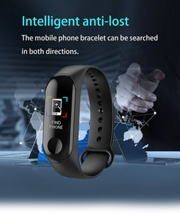 M3Pro Smart Watch Sport Smart Band Blood Pressure Monitor Smart Wristband Smartwatch Bracelet M3Plus Wristband for Men Women