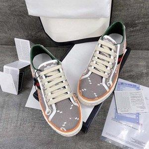 New Man women shoes Luxury Shoes Best Quality Fashion leather Trainers Sneakers platform triple Espadrilles Chaussures shoe001store GU06