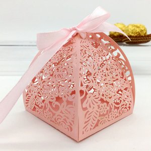 Wedding Favor Box and Bags Sweet Gift Candy Boxes for Children Birthday Christmas Guests Favors Event Party Supplies