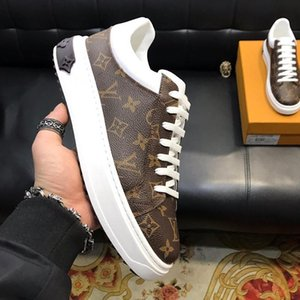 Moda Masculina Sneakers sapatos respirável Lace -Up Zapatos De homre Luxo Design Homens Fashion Shoes Tipo Chaussures Pour Hommes Casual Men Shoe