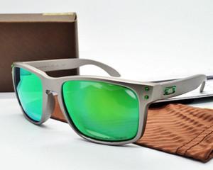 2020 поляризованные очки Дизайнер Холбрук солнцезащитные очки Модные солнцезащитные очки для мужчин Открытый ветрозащитный очки с коробкой OK9102 Верхнее качество