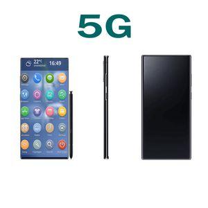 18: 9 شاشة الكاملة Goophone N20 + 6.5inch رباعية النواة MTK6580 1G RAM 4G / 8G ROM إظهار 5G بلوتوث WIFI كاميرا الهاتف الذكي
