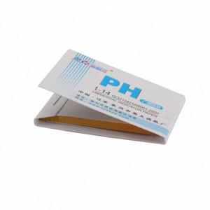Wholesale-2 sistemas de registro completo 1-14 pH alcalino Acid Test Lab papel indicador Agua tornasol orina papel indicador de pH prueba de saliva kg4r #