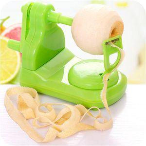 Apple Fruit Vegetable Peeler Slicer Cutter Creative Kitchen Dicing Machine