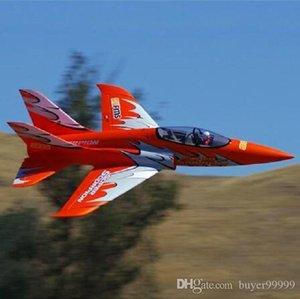 FMS 90mm Súper Escorpión conductos del ventilador FED Jet 6S 7CH con solapas retrae EPO alta velocidad PNP RC modelo de avión Hobby planos del aeroplano