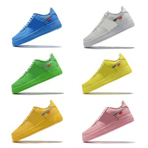 Chaussures de sport de haute qualité Flat Fitness dunk Skateboard Chaussures de sport confortables Party Casual Shoes formation Couleur sports populaires Chaussures de course