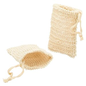 Soap Blister Mesh Double-layer Soap Net Foaming Net Easy Bubble Mesh Bag Bathroom Cleaning Tools