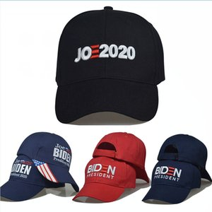 Joe Biden Gorra de béisbol 20 estilos Presidente de EE.UU. voto del Gorro ajustable del casquillo del deporte del algodón Sombreros DDA180