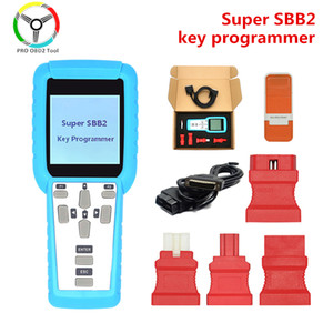 Super SBB2 Key Programmer Scanner Super Auto SBB2 Key Programmer IMMO odomètre TPMS EPS BMS multimarque Voitures Livraison gratuite