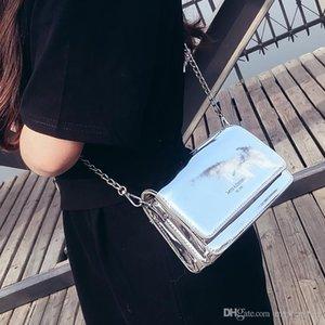 3 Colors Fashion Women Bright Bag handbags lady crossbody message bags purse female shoulder tote bag
