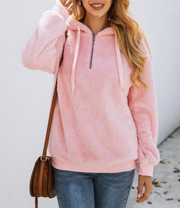 Color Fashion Female Clothes Winter Autumn Womens Hoodies Pullover Hooded Long Sleeve Ladies Sweatshirts Casual Patchwokr