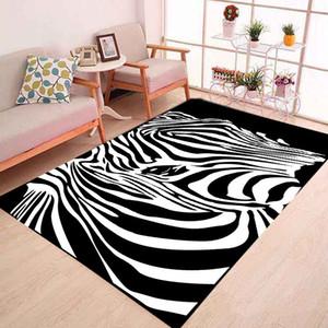 Designer Fashion Classic Design Home Bedding Room Carpet New Arrrivals Letter Printed No-slip Mats High Quality Hot Style Mats