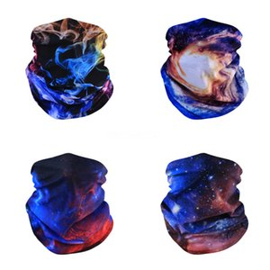 Fashionoutdoor Usa Flag Magic Head Scarf Bandana Cycling Masks Head Neck Scarves Windproof Sport Face Mask With Filter Designer Mask #47#917