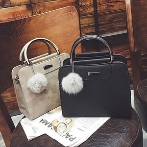 Lan Lou Women Bag Shoulder Bag For Women High Quality Fashion Leather Bags New Rivet Handbag Ladies Casual Crossbody Bags