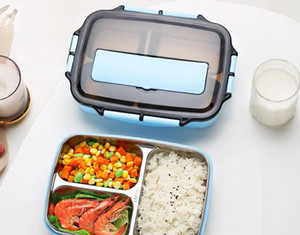 Stainless Steel Thermos keep warm Lunch Box for kids and adult Gray Bag Set Bento Box Leakproof Food Container Thermal Lunch box