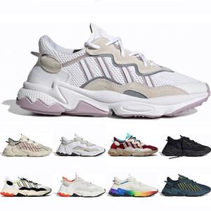 all'ingrosso Ozweego uomini donne scarpe da corsa Nuvola Pink Cloud Bianco Nero core Black Era pack grigio quattro mens scarpe da ginnastica allenatore