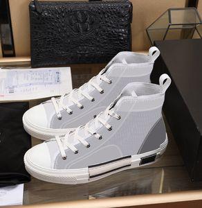 2020 Новая Ограниченная издание Custom Custom Parted Holvas Shoes, мода универсальная высокая и низкая обувь, с оригинальной упаковочной коробкой, доставкой 34-45