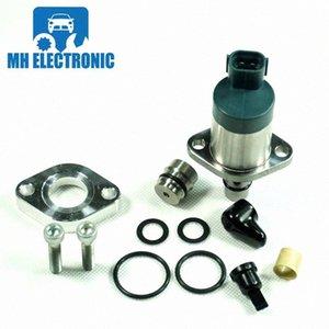 MH bomba electrónica de combustible Presión Bomba de inyección de succión Válvula de control de SCV para MITSUBISHI L200 TRITON 2.5 DCI 1460A056T 1460A056 T0yU #