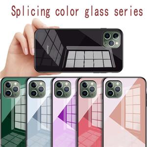 Geeignet für iPhone 12 pro max Art und Weise kreative Handyfall iPhone 12pro absturzGlasSchutz Designer Telefonkasten