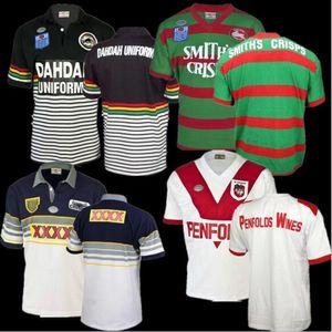 1989 versão retro clássico camisa Austrália 1991 ST GEORGE 1979 casa de rugby Jersey Liga grande 1995 NSW Rugby Jerseys