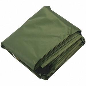Ultraleve Tarp Outdoor Camping Survival Sun Shelter Sombra Toldo Prata Revestimento Pergola Praia Waterproof Tenda do Telão Tent Popup Tent WMEX #