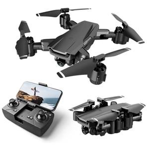성인이 업그레이드 된 1080P를위한 HD 조정 카메라 광각 WIFI FPV RC 쿼드 콥터 전문으로 4K 카메라 접이식 드론와 GPS 드론