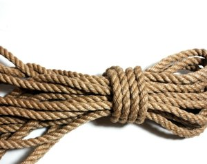 26ft Rope, Bondage (8m), Bondage 100% BDSM Rope Y200616 Juta Gear LCLRD