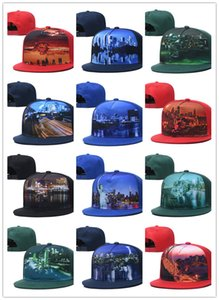 New Caps Hot Football Snapback Hats Teams City Hats Mix Match Order All Caps in stock Top Quality Hat Wholesale