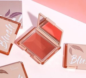 Best Face Makeup Blush Shimmer Blusher 9 Different Colors Long lasting easy to color blush easily create rosy complexion