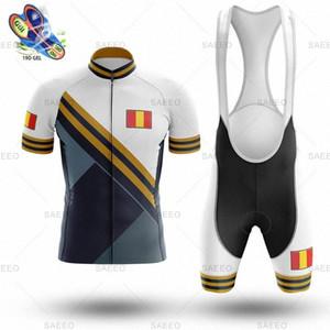 Vêtements de vélo 2020 kit vélo go set jersey Pro été jersey respirant séchage rapide Ropa Ciclismo rapha O9qa #