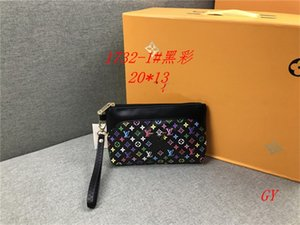 2020 New hot sale trend women Colorful briefcase designer handbags purse Beach party mini handbags free shipping