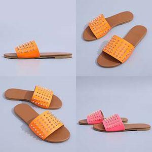 Indoor Ome Soes Dener pantofole per Cildren fumetto Infradito Nero Rosa Blu Giallo Blu Donna Uomo estate 2020 sandali nuovo arrivo # 785