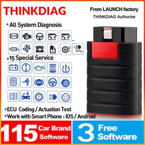 easydiag 전체 시스템 OBD2 진단 도구로 10PCS / 부지 Thinkdiag 같은 쉽게 DIAG OBDII 코드 리더 (15) 리셋 서비스를 생각한다