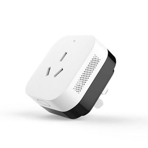 From Xiaomi Eco-System Aqara 16A Air Conditioner Companion Smart Socket with Gateway Linkage Function High-power Switch Outlet
