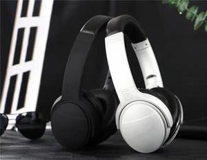 핫 Q35 블루투스 헤드폰 스포츠 스테레오 사운드 음악을 무선 헤드폰 지원 TF 카드와 마이크 접이식 헤드 밴드 소매 상자