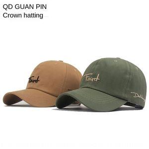 men's baseball baseball cap hat summer Korean style all-match casual youth cap ins fashionable women's outdoor sun hat