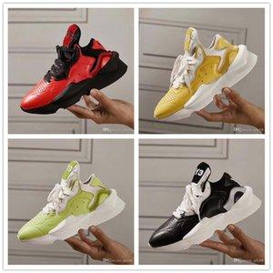 2020 Y3 Chaussures mode Chaussures de sport mocassins femmes Y3 Chaussures hommes chaussures pour les hommes coureurs en cuir véritable formateurs d'arrivée