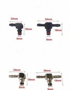 B-ОСЧ Injector Тройник для труб и способ Joint Connector Форсунки Бесплатная доставка! Common Backflow Fitting Два железнодорожных нефти Железный Вернуться qIKl #