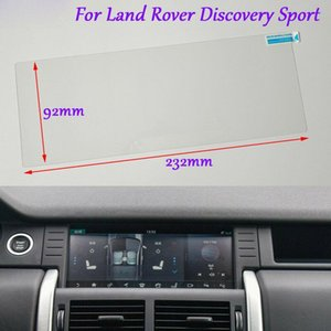 Internal Accessories Car GPS Navigation Screen Glass Protective Film For Land Rover Discovery Sport