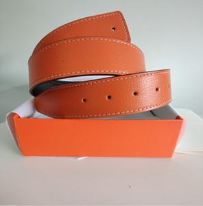 Cinture Top Quality uomo e la cinghia di cuoio Lettera cinghia di alta qualità della cinghia di cuoio del tasto donna Lettera per il regalo Accessori di moda di alimentazione