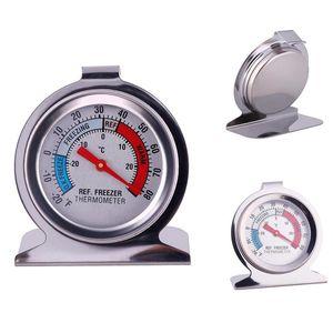Termometro del frigorifero congelatore in acciaio inox Immediata Leggi Forno Fumatore Monitoraggio termometro per la criogenica Cucina Attrezzature di magazzino