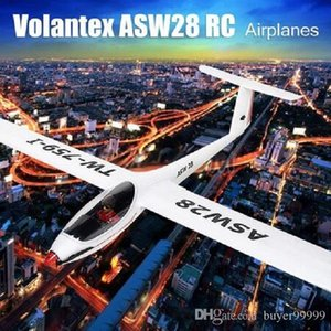 Volantex ASW28 ASW28 2540mm Kanat açıklığı EPO planör RC Uçak PNP Aircraft Açık Oyuncak Uzaktan Kumanda Modelleri