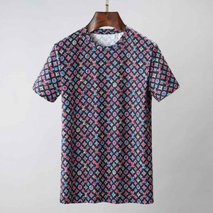 xshfbcl Summer Mens Women T Shirt Marca progettista Tshirts With Letters Breathable Short Sleeve Mens Tops With Flowers Tee Shirts Wholesale