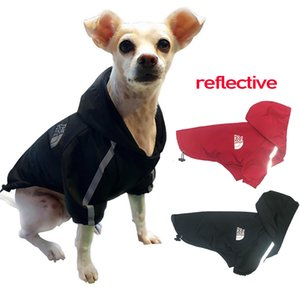 Pet Dog Clothes Puppy Coat Winter Warm Jacket Waterproof Reflective Pet Apparel Clothing for Small Medium Large Dogs