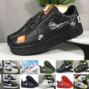 air force 1 one BIANCO x 1 Low Force1 MCA Università Blu correnti del mens scarpe sportive moda di lusso Designers Sneakers Air One des chaussures off shoesQL-9P