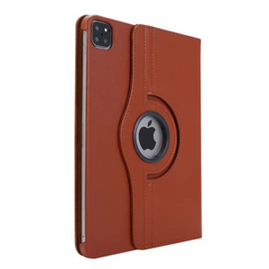 For iPad air 2 3 4 5 6 7th gen Pro 9.7 10.5 10.2 11 New Luxury leather case Magnetic 360 Rotating Smart Stand Holder Protective Cover